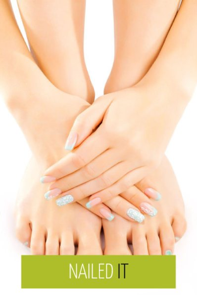 thebest manicures, pedicures & gel nails in Hove
