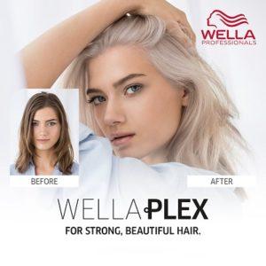 Wellaplex hair treatments Beach Hair Salon Hove Brighton