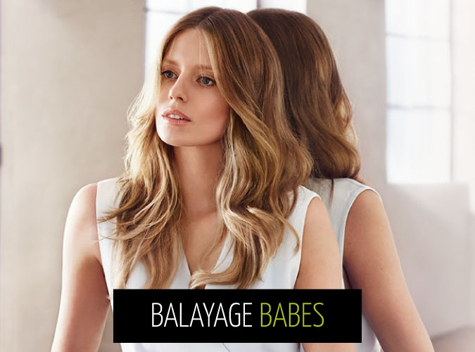 the best balayage experts in East Sussex at Beach Hair & Beauty Salon in Hove