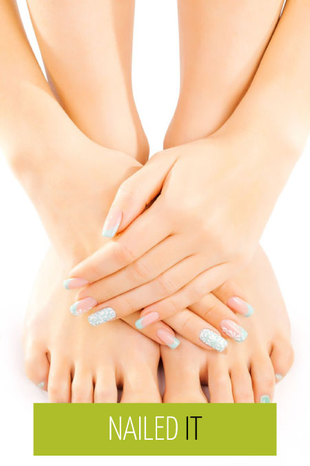the best manicures, pedicures & gel nails in Hove