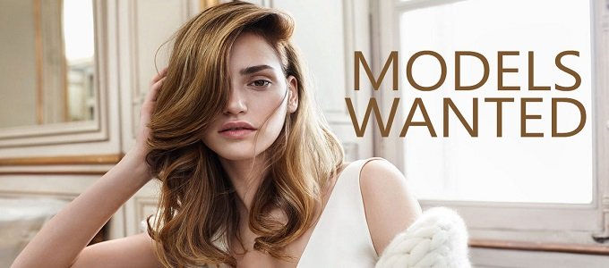 models wanted, beach hairdressing salon, hove, brighton