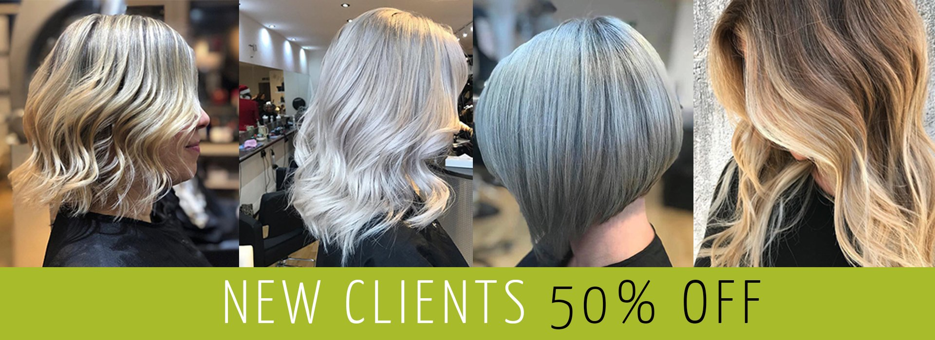 New Clients offers at Beach Hair Salon, Hove