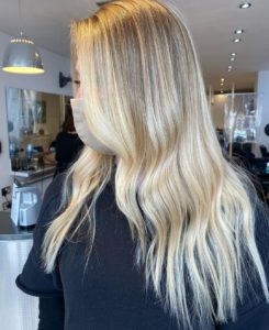 Refresh Your Hair Colour With Face Frame Highlights at Beach hair salon in Hove