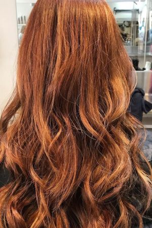 balayage hair colours for brunettes at Beach hair and beauty salon in Hove, Brighton