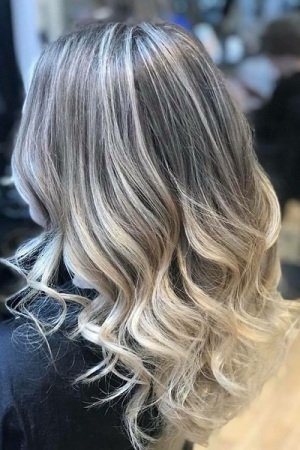 Beautiful  Balayage Hair Colour, Beach Hairdressers, Hove, Brighton