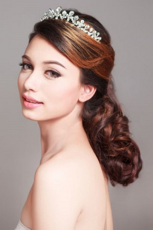 Wedding Hairstyles, Bride's Hair, Beach Hair & Beauty Salon, Hove, Brighton