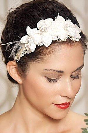 bridal-hair-accessories at Beach hair & beauty salon, Brighton