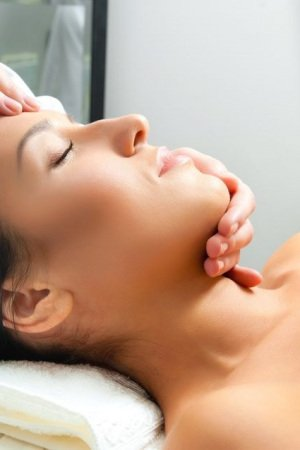 Facials at beach hair and beauty salon in  Hove, East Sussex