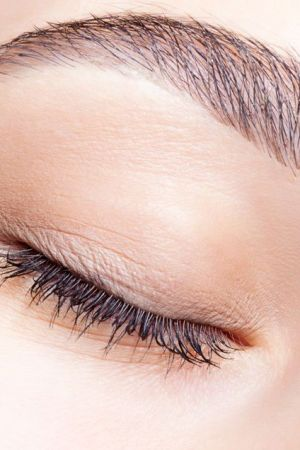 brow lamination at beach beauty salon in  Hove, East Sussex