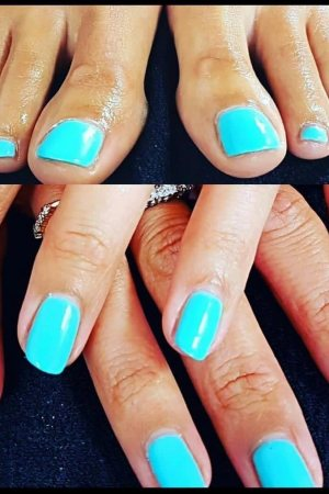 gel nails RECOMMEND A FRIEND OFFER, HAIR & BEAUTY SALON, HOVE
